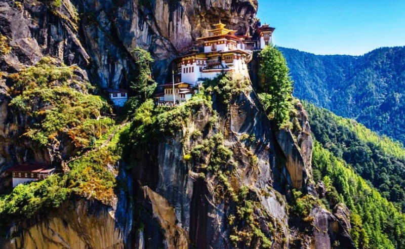 Paro Takrsang monastery