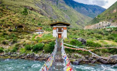 Bhutan luxury tours