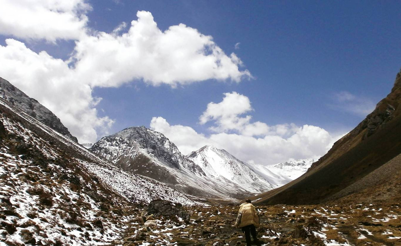 Bhutan-Chomolhari-Trek