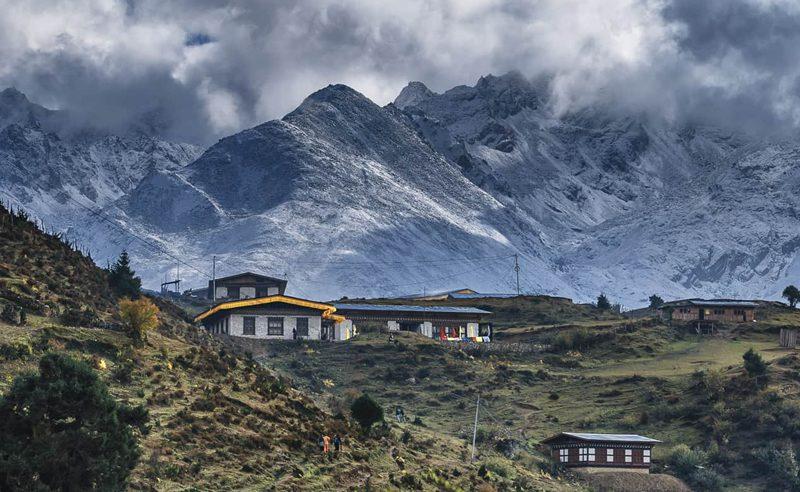 Bhutan-laya-Trek