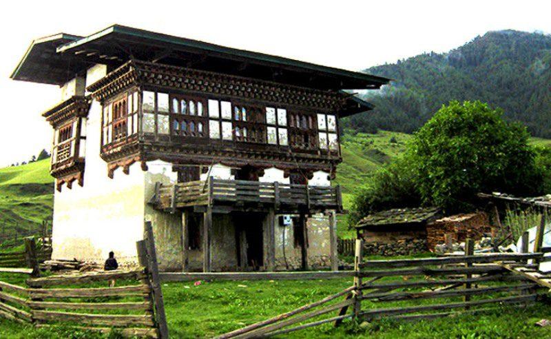 Bhutan_homestay
