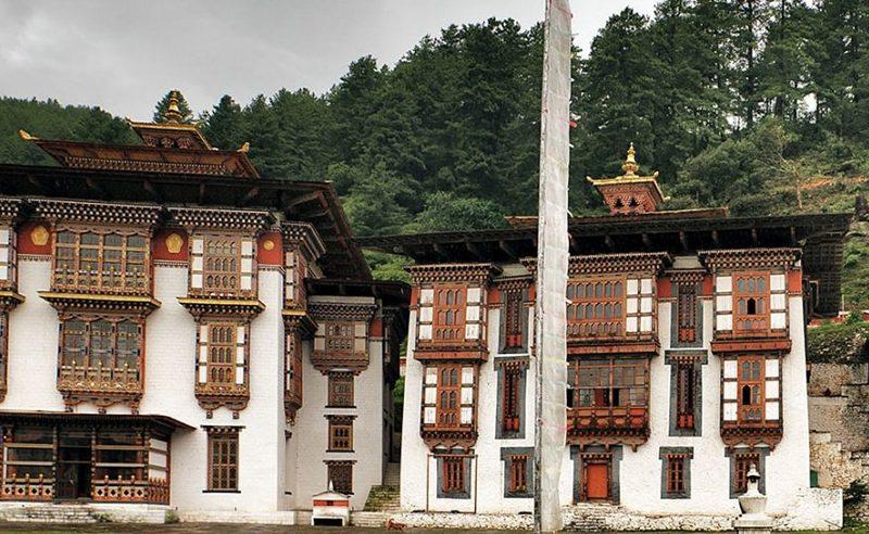 Bumthang cultural trekking in Bhutan