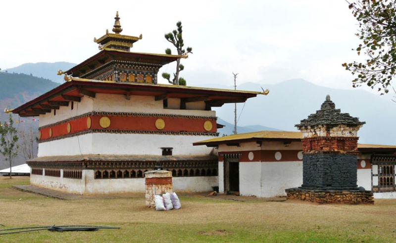 Chimmi_Lhakhang,_the_Divine_Madmans_Temple
