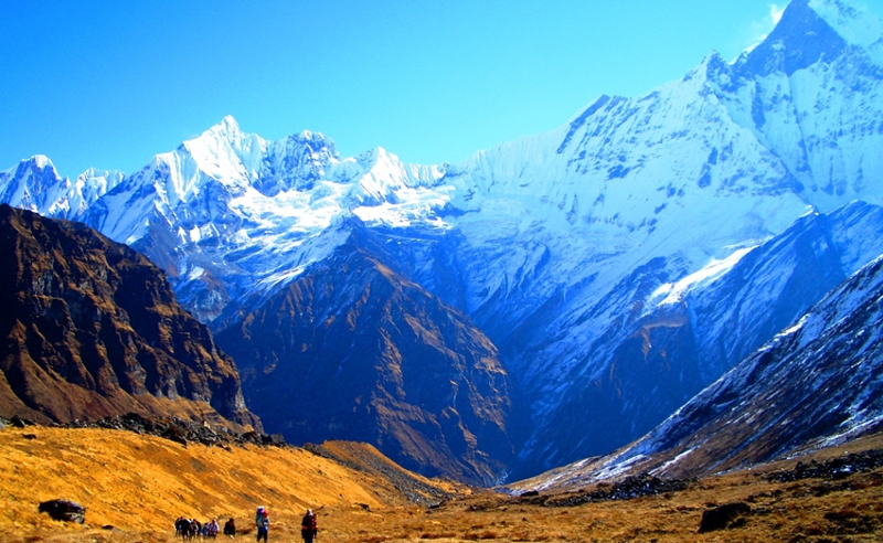 Druk Path Trek in Bhutan