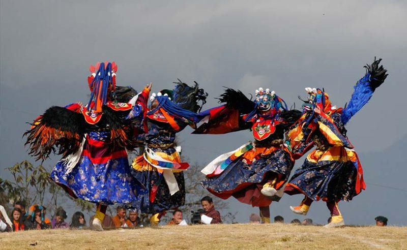 Druk Wangyel Festival Tour