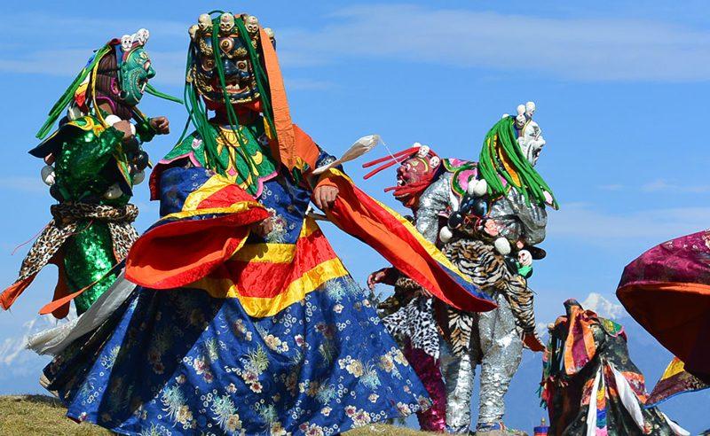 Druk-wangyel-Festival