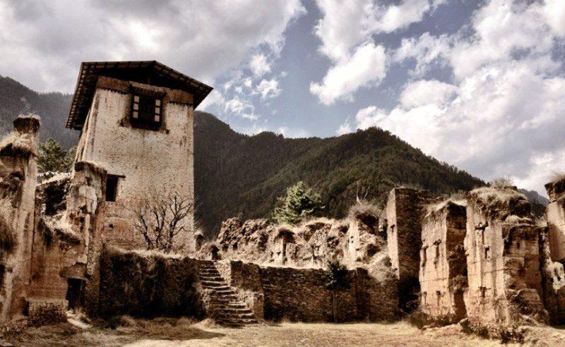 Drukyel Dzong, Paro