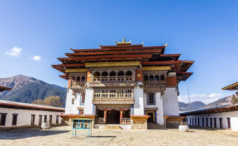 Gangtey_Monastery,_Gangtey