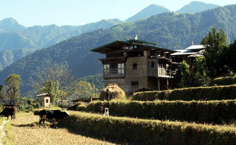 Goen-Damji_Village