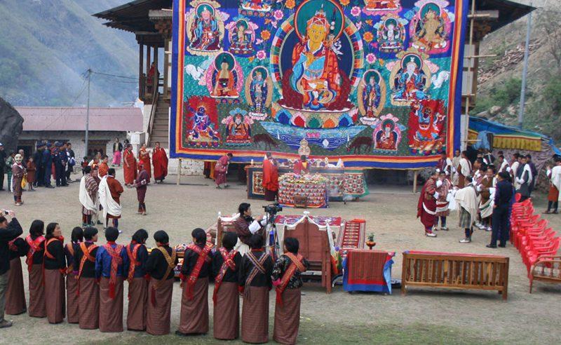 Gomphu Kora Festival Tour