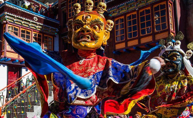 Jambay Lhakhang Festival2