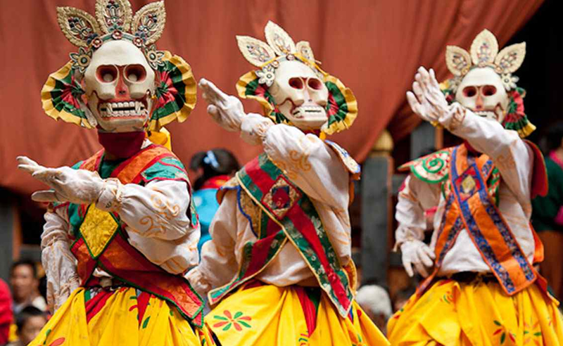 Jambay Lhakhang Festival4