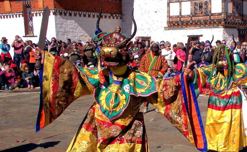 Jambay Lhakhang Festival5
