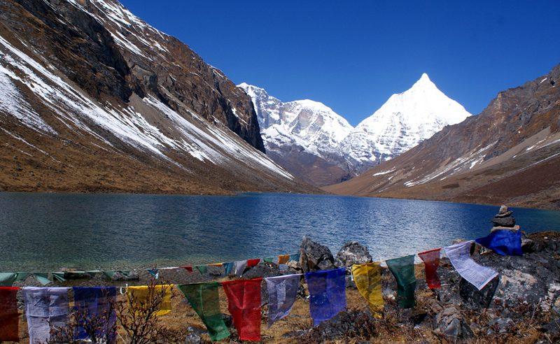 Jomolari-Trekking
