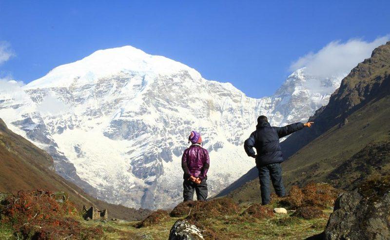 Jomolhari Trek bhutan