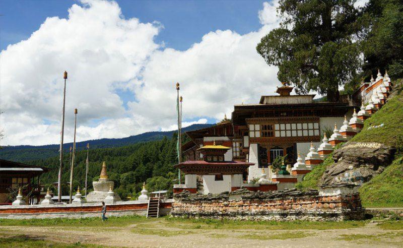 Kurje Lhakhang, Bumthang