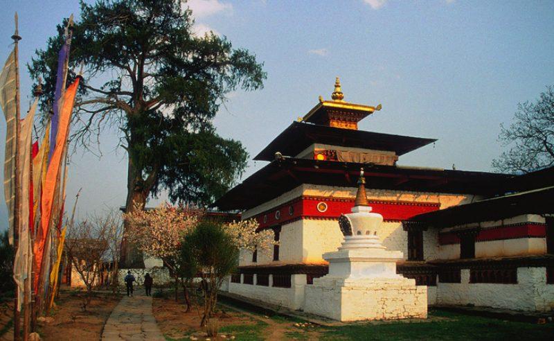 Kyichu Lhakhang Monastery, Paro