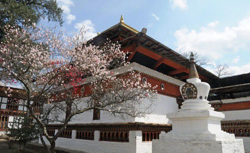 Kyichu Lhakhang temple, Paro