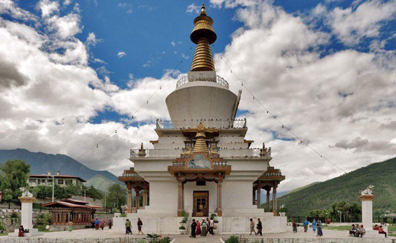 Memorial_Chorten,_Thimphu