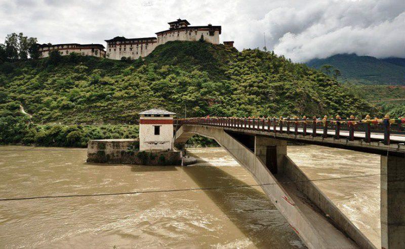 Wangdue_Phodrang_Dzong