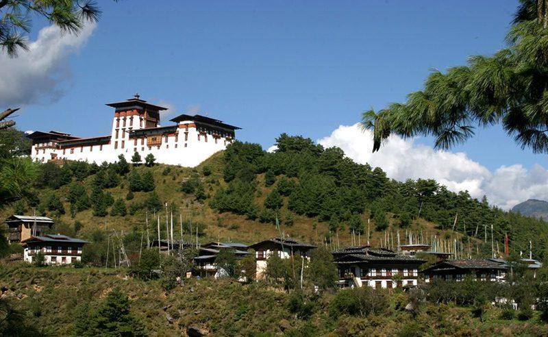 jakar-dzong