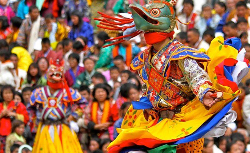 punakha-festival